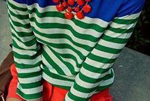 Stripes. / {Fashion} / by Arielle Claude