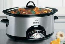{ crock } / Crockpot recipes  / by Chanel Melendez