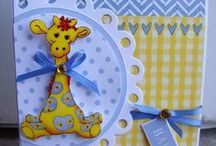 Baby Cards / by Cheryl Wright