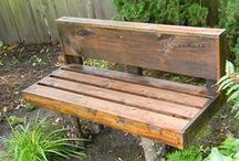 Outdoor Spaces / Outdoor crafts, gardens, landscaping and yard ideas.  / by My Craftily Ever After