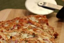 recipes {pizzas & crusts}