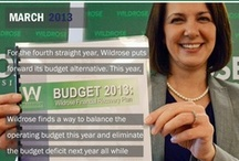 Year One Highlights / Highlights from our first year as Alberta's Official Opposition / by Team Wildrose