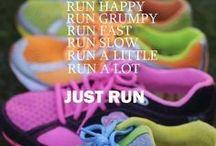 Run / by Jeannie Skjonsberg