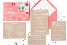 Wedding Paper / by Jeannie Marie Skjonsberg