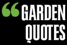 Garden Quote Collections / Here is a collection of some of Bylands favorite garden quotes and related funnies.  Be sure to follow us on Facebook, Twitter and YouTube to see more each week!