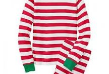 Cute Christmas Pajamas / by Freshmom: Good Taste Guide
