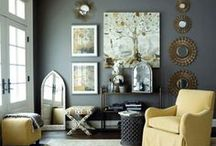 Home Decor / Decorating your space as a reflection of you!