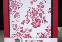 Fresh Vintage Stampin Up / This board is dedicated to the SU Fresh Vintage Stamp Set.