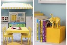 home sweet home {kids' rooms} /