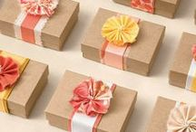 DIY {gift packaging}