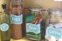 organize {printables & labels}