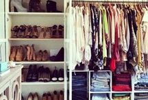 organize {clothes & shoes}