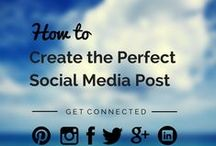 Social Media Power Tips / Tips and insights from experts in social media.