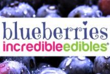 Incredible Edibles® Blueberry Recipes / Use your homegrown Incredible Edibles® Blueberries in any of these healthy recipes approved by a Registered Holistic Nutritionist.