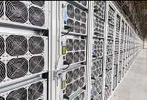 Bitcoin Mining / A look inside data centers specializing in bitcoin mining and other cryptocurrency transactions.
