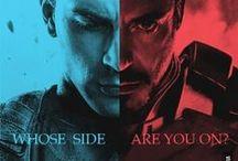 Marvel ❤ / BIG fan of MARVEL.