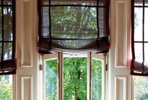 Features - Window Treatments / by Pin Roof