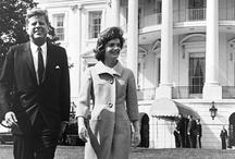 Kennedy's / John F Kennedy & Jackie Kennedy / by Lily Brooke Wilson Photography