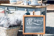 Craft Markets, Fairs, Displays, Booths and Stalls / by Jacinda@elsieandjim