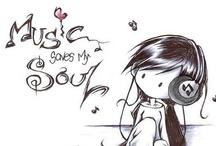 My Kind Of Music / by Jennifer Winkler
