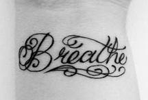Tattoo Ideas I Love / by Jennifer Winkler