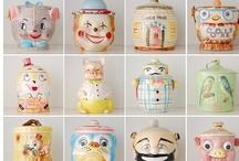 Cookie Jars / by Jennifer Winkler
