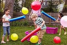Kids summer / by Julie Jenkins
