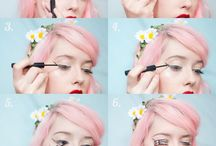 Putting On the Ritz / Make-up tips & tutorials / by Candice M