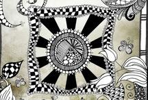 zentangles & doodles / by Jen V
