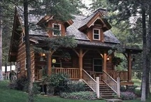 Cabins & Lodges / by Melissa Behm