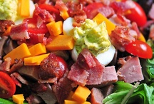 Salads, Wraps & Slaws / by Jennifer Winkler