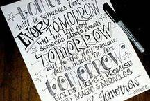 artsy words