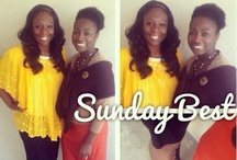 Sunday Best / by Sistas in Zion