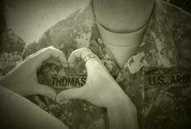 Army love / by Bethy Amidan