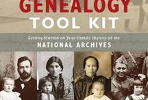 Genealogy / Family History and anscestors / by Melissa Behm