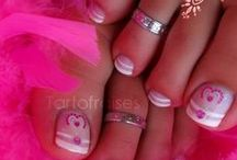 Painted, Polished and Primed / Painted, Polished and Primed Finger & Toe Nail Art / by Melissa Behm