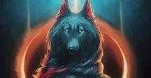 Lobos / lobos, no geral