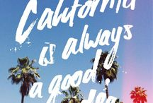 Good vibrations - californian lifestyle