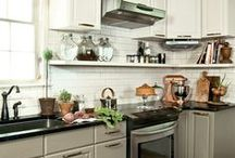 kitchen / by Chrissie OG