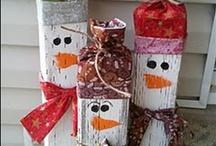 christmas is always coming / by Jessica Van Dyne-Evans