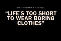 What Would Stacy London Wear? / by Jenny Jurczewsky