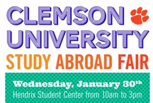 SA Programs and Events / by Clemson Abroad