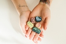 hand carved rubber stamps / Get your custom stamp, hand-carved in Stockholm at www.thisisjusttosay.co
