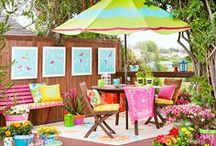 Outdoor / Yard and Patio Ideas