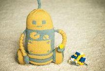Toys & Dolls - Deramores / Deramores, knitting patterns, crochet patterns, knit, knitting, crochet, knitting tutorial, yarn, yarn store, yarn shop, yarn inspiration, knitting inspiration, crochet inspiration, knitwear, women's knitwear, knitted sweater, knitted jumper, toys and dolls, knitted toys, knitted dolls, diy knitted toys.