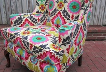 In My Own Little Chair / Furniture ideas to decorate those lovely rooms / by Mitzi Robins
