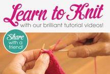 Knitting Tutorial Videos