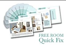 Free Interior Design Help / Get 1 FREE hour of interior design time, we call it a Quick Fix.