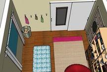 Little Girls Bedroom Design