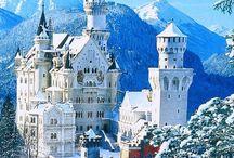 Dream Castles / by Martha Nethery Wood